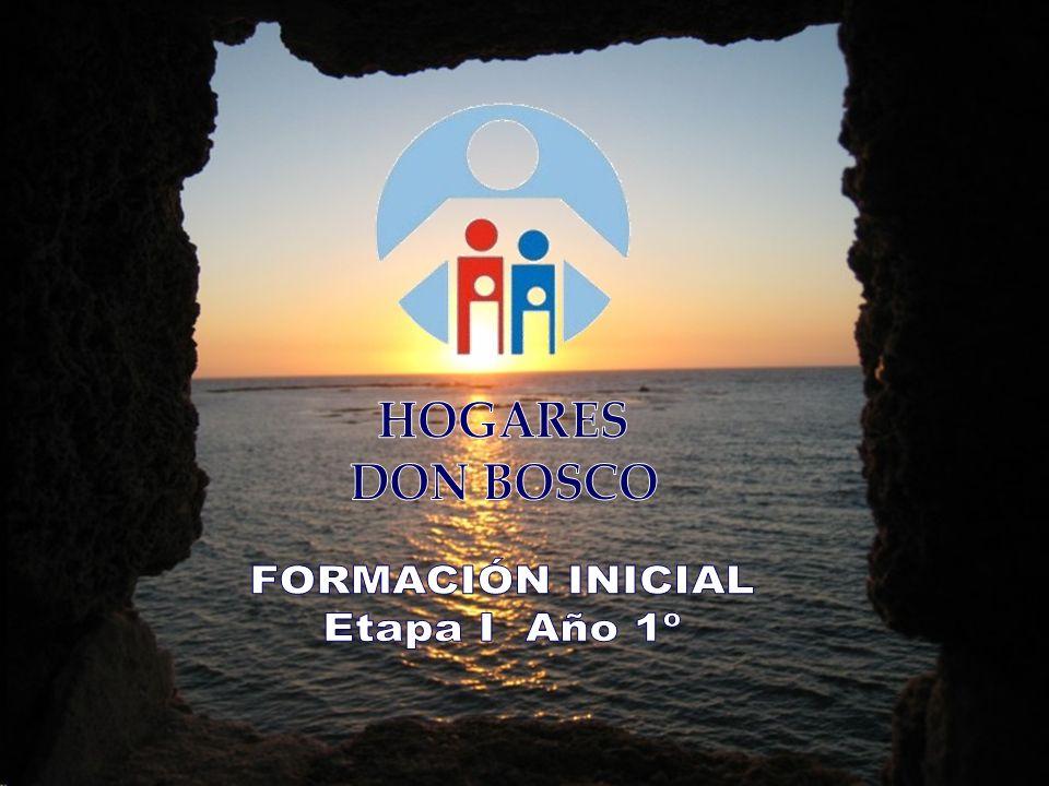 Los Hogares Don Bosco somos un movimiento eclesial de matrimonios y apostolado familiar con Carisma Salesiano.