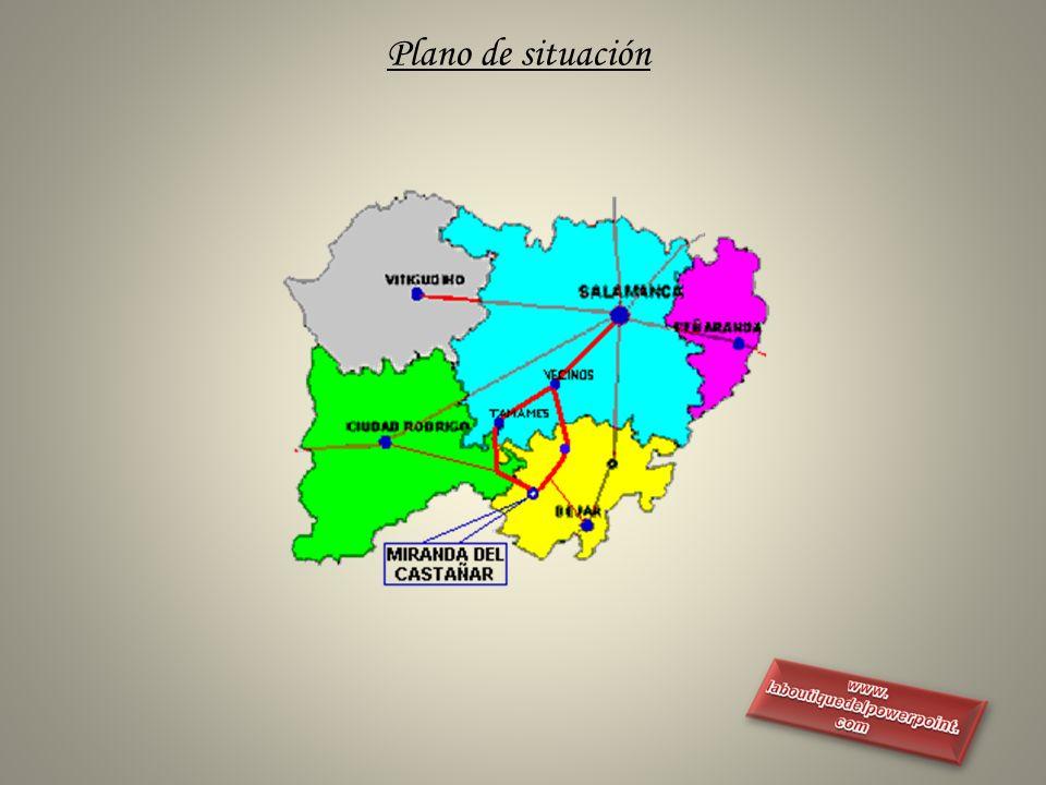 El Parque temático el Vivero es un nombre que pronto empezará a sonar mucho en la Sierra de Francia.