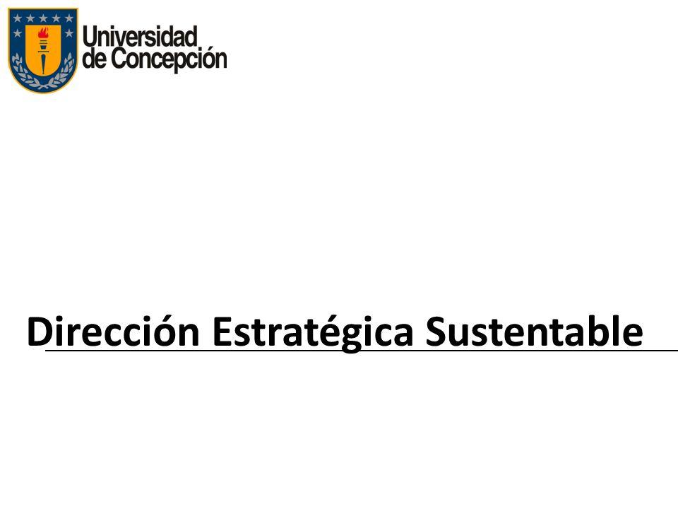 Dirección Estratégica Sustentable