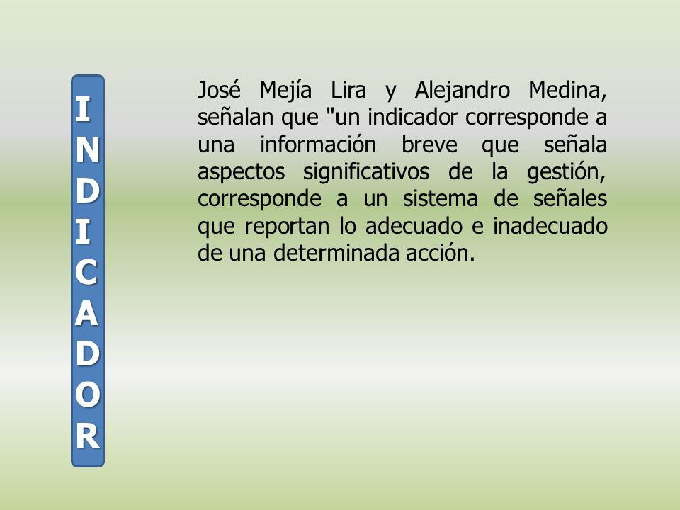 José Mejía Lira y Alejandro Medina, señalan que