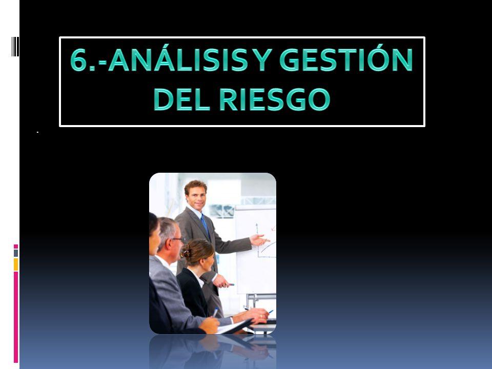 Todas las actividades de análisis de riesgo presentadas hasta ahora tienen un solo objetivo ayudar al equipo del proyecto a desarrollar una estrategia para tratar los riesgos.