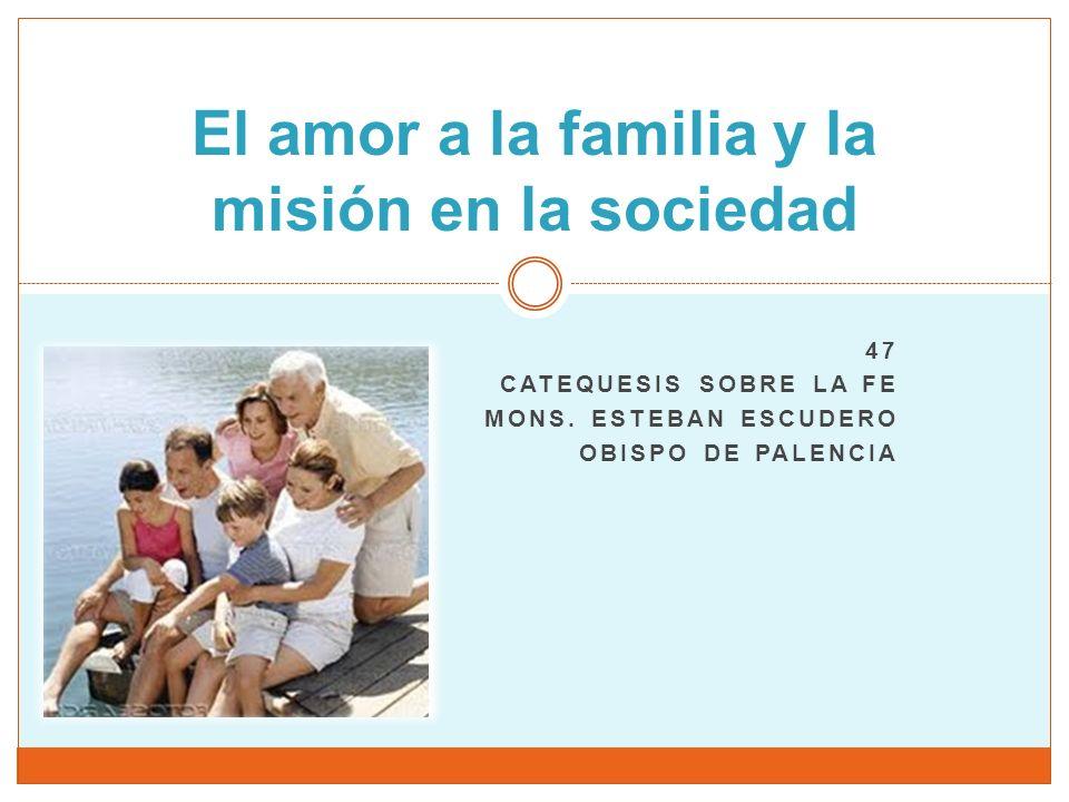 Abordaremos estos temas: El cuarto mandamientoLa naturaleza de la familiaDeberes de los padres y de los hijosLas autoridades en la sociedad civil
