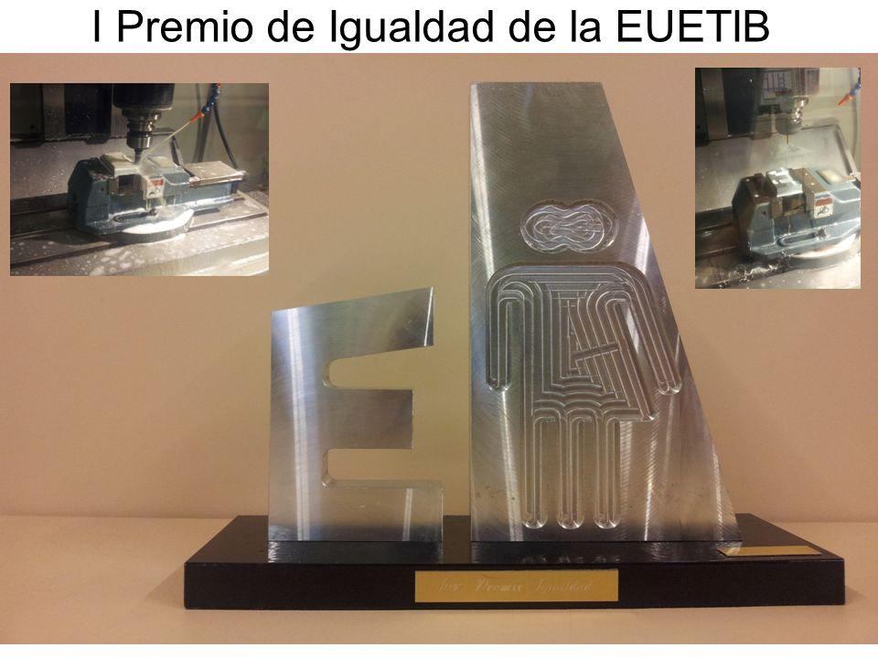 I Premio de Igualdad de la EUETIB