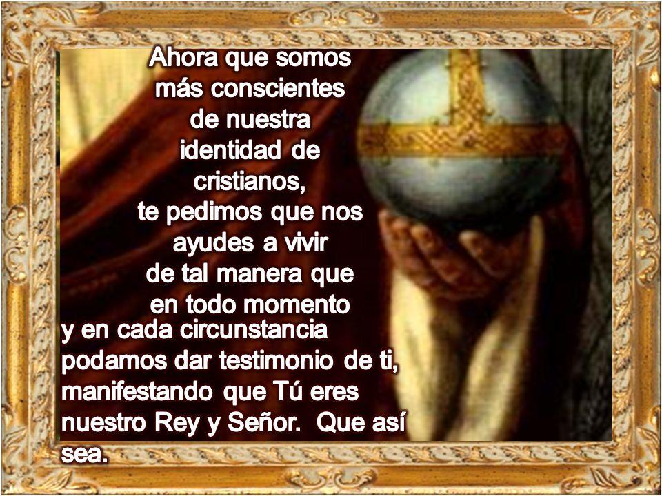 1. Oración inicial