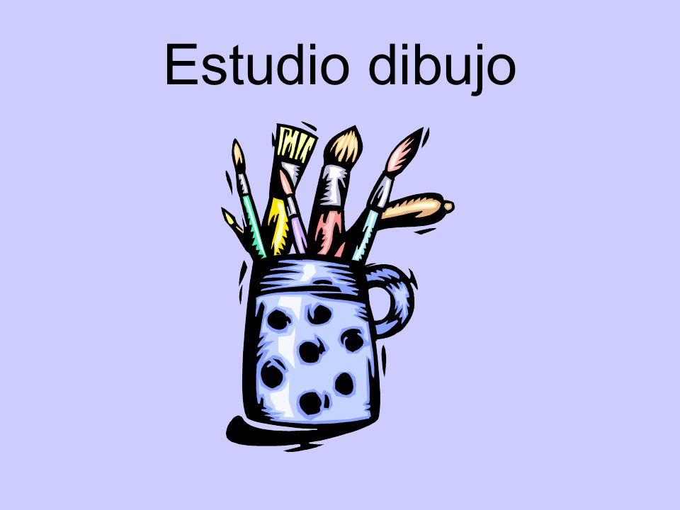 Estudio dibujo