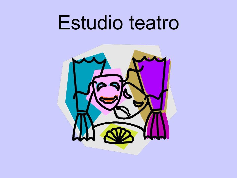 Estudio teatro