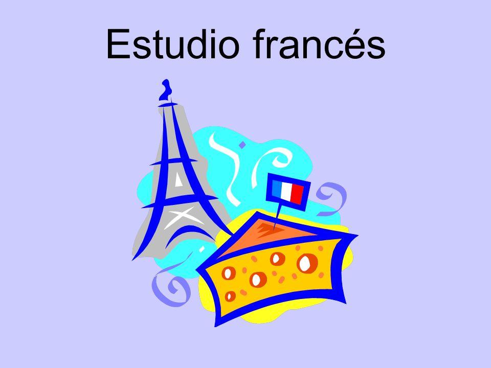 Estudio francés