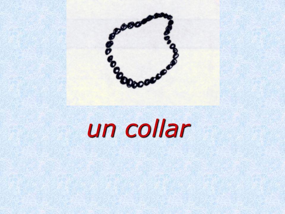 un collar