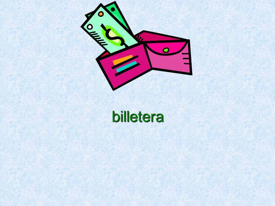 billetera billetera