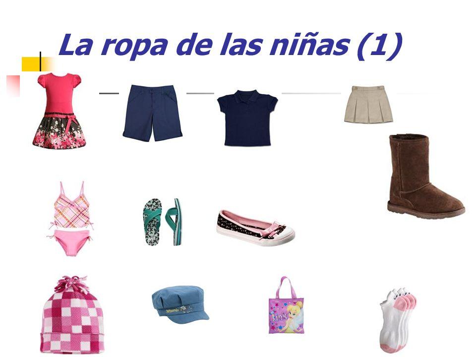 La ropa de los niños (1)