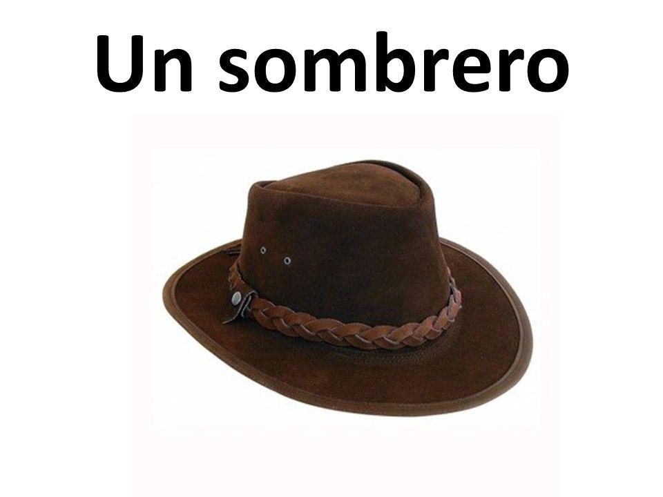 Un sombrero
