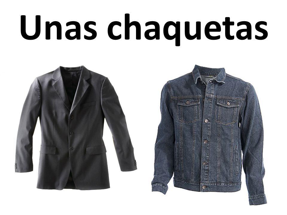 Unas chaquetas