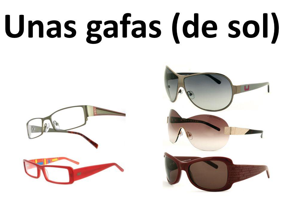 Unas gafas (de sol)