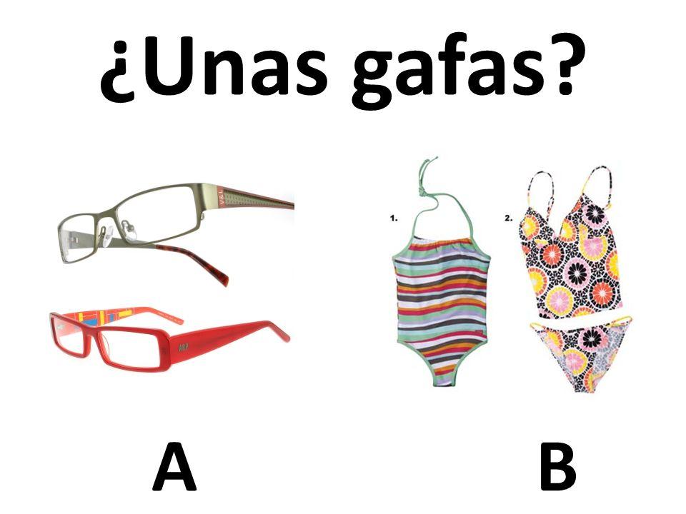 AB ¿Unas gafas?