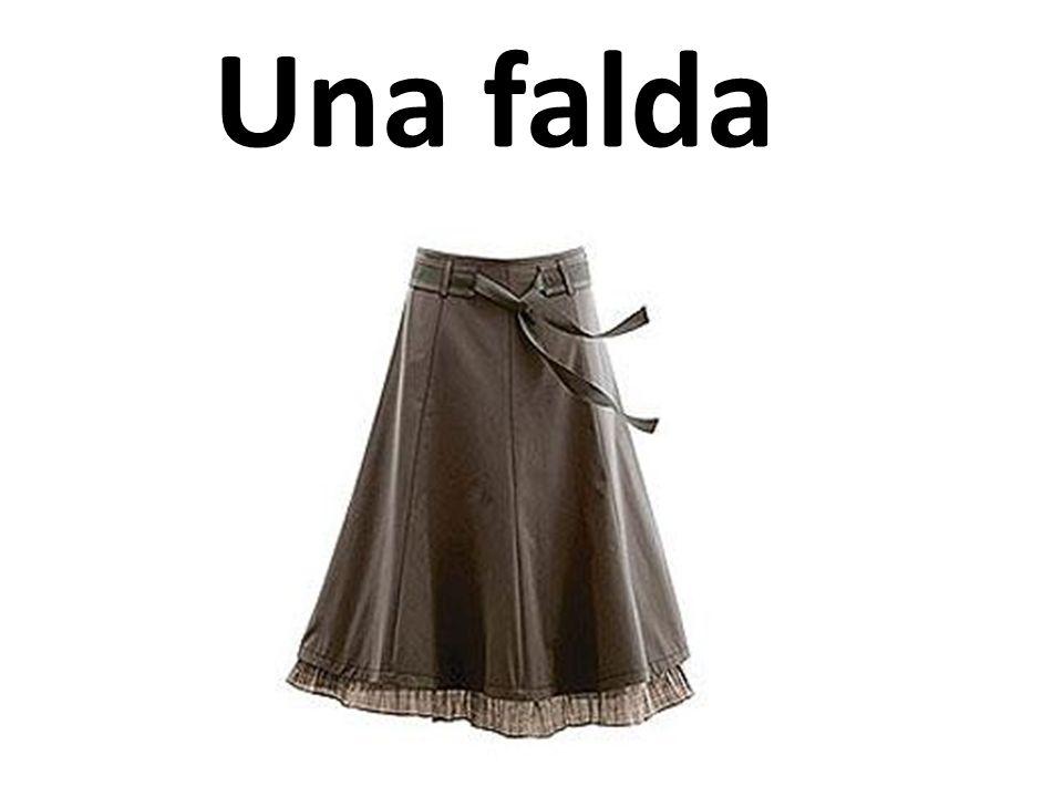 Una falda