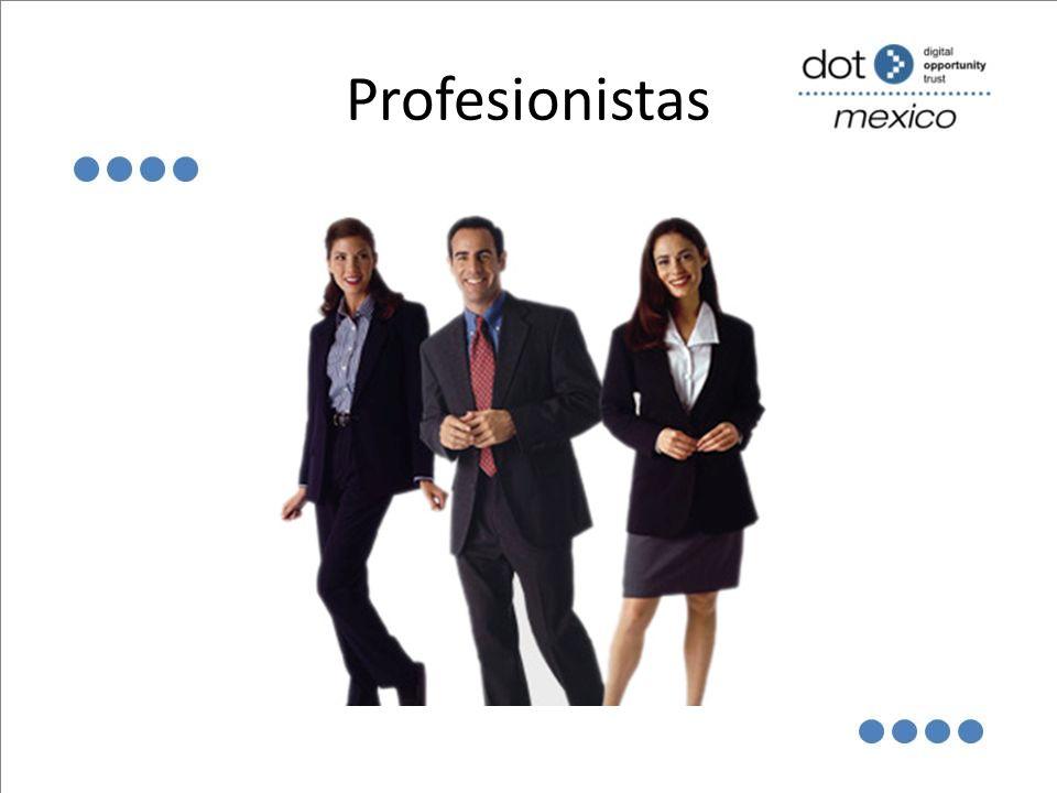 Profesionistas