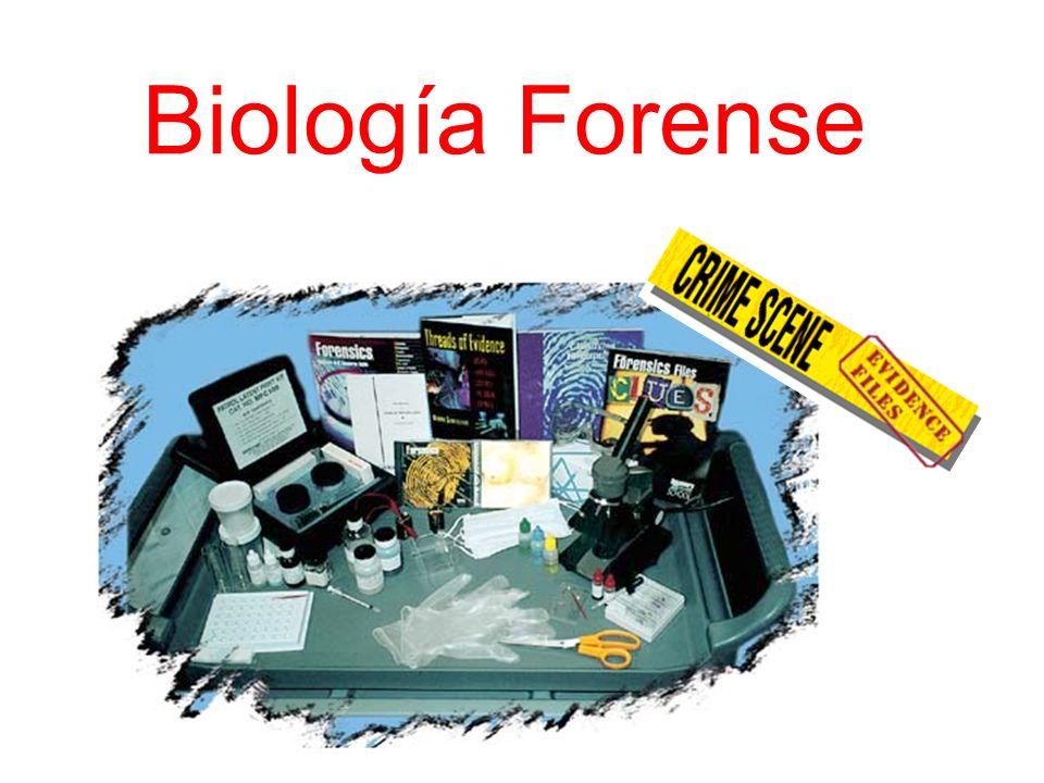Biología Forense