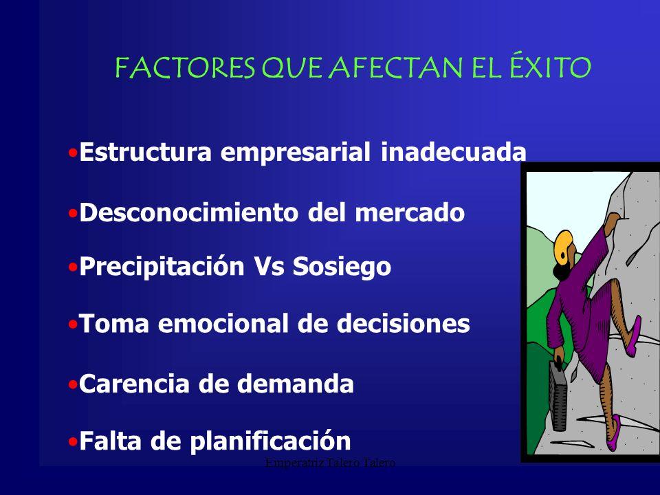 Emperatriz Talero Talero …..EVALUACIÒN DE LA IDEA En el proceso de evaluación de la oportunidad empresarial se distinguen varios niveles de profundidad 1.