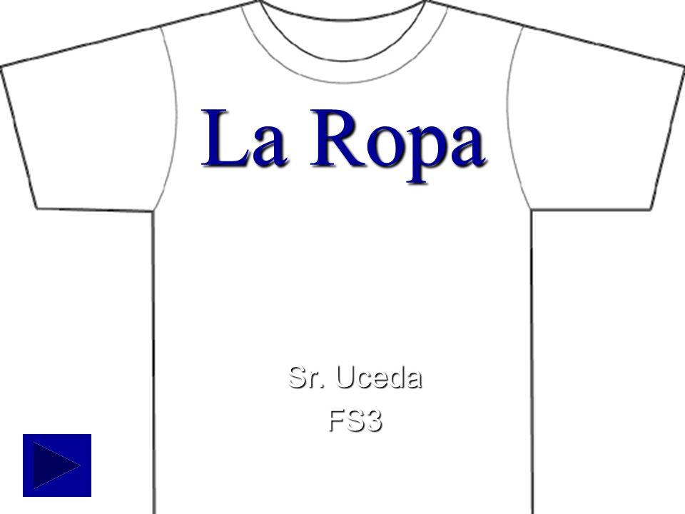 La Ropa Sr. Uceda FS3