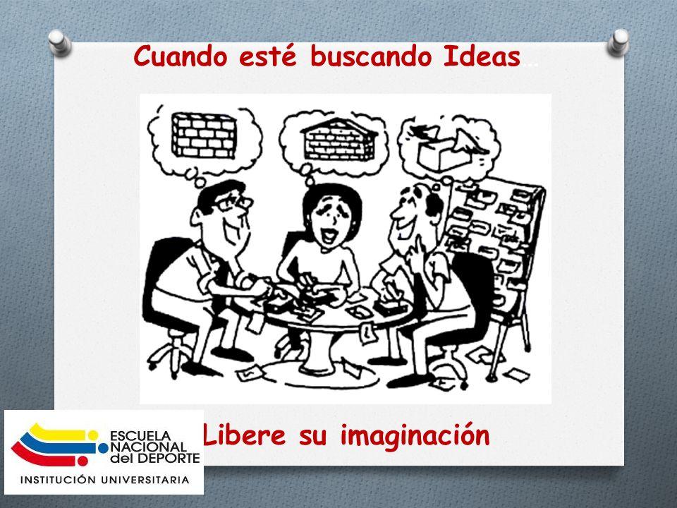 Busque muchas ideas Cuando esté buscando Ideas…