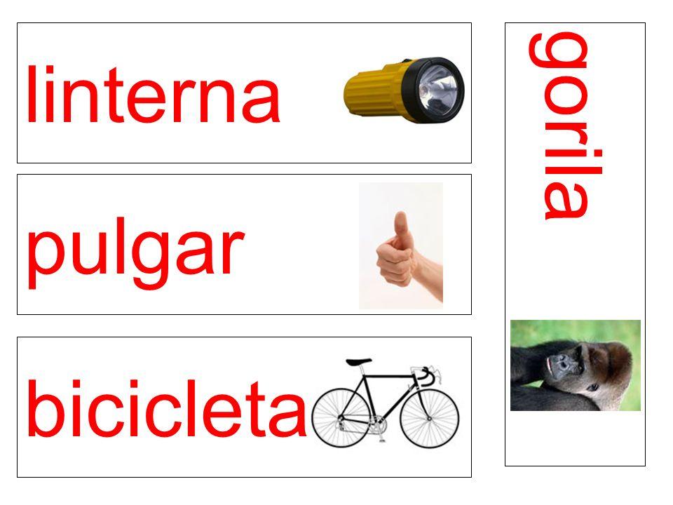 linternagorila pulgar bicicleta