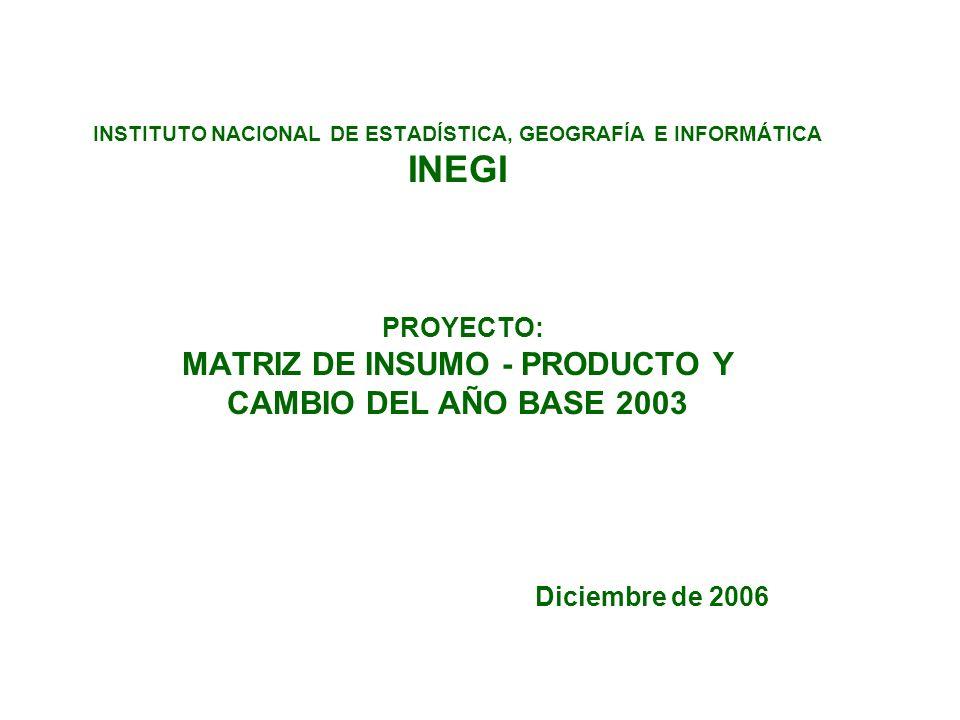 Productos a Obtener Productos a Obtener Primera Versión Preliminar, en Junio 2006.