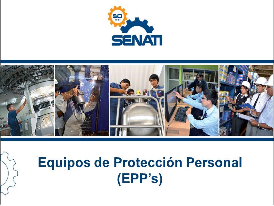 Equipos de Protección Personal (EPPs)
