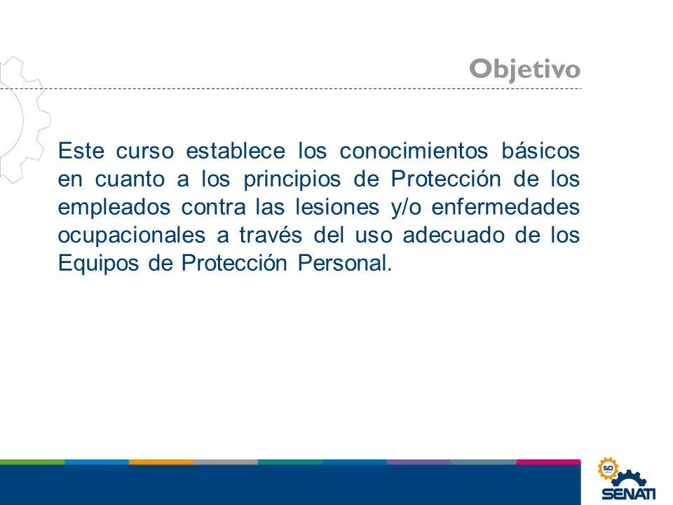 Este curso establece los conocimientos básicos en cuanto a los principios de Protección de los empleados contra las lesiones y/o enfermedades ocupacio