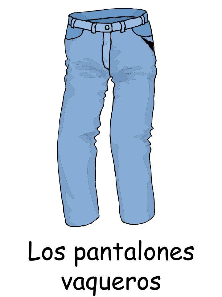 Los pantalones vaqueros