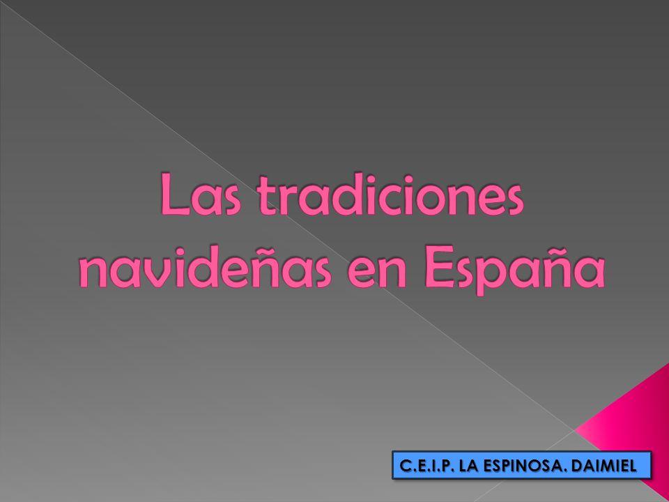 C.E.I.P. LA ESPINOSA. DAIMIEL