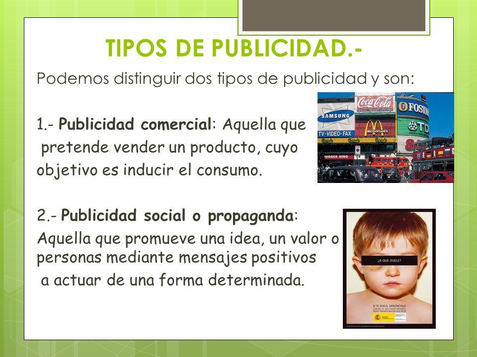Forma de emitir publicidad –Impresa –Radial –Audiovisual Forma de publicidad –Afiche Elementos –Slogan
