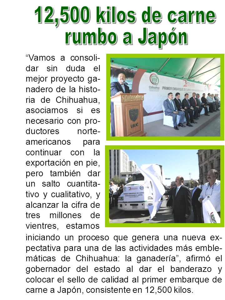 El gobernador del estado realizó diversas actividades en su gira de trabajo por Juárez.