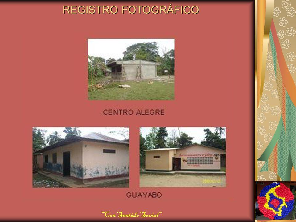 REGISTRO FOTOGRÁFICO Con Sentido Social