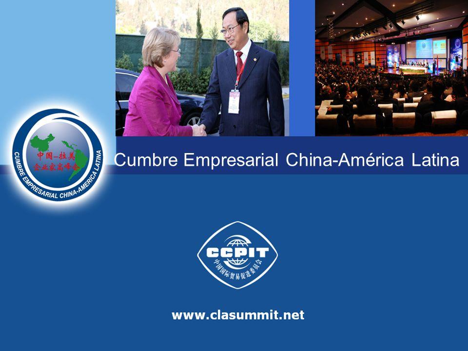 Cumbre Empresarial China-América Latina