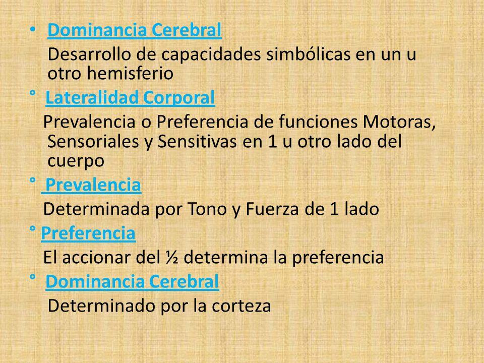 DESARROLLO DE LAS ETAPAS PRELATERALES OBJETIVOS: 2.