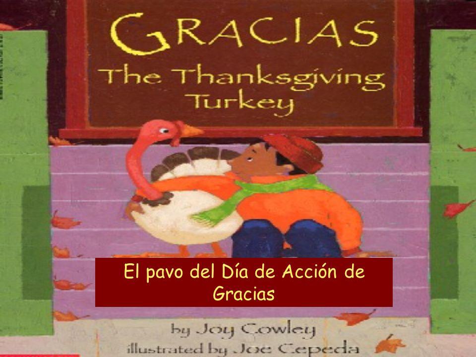 El pavo del Día de Acción de Gracias
