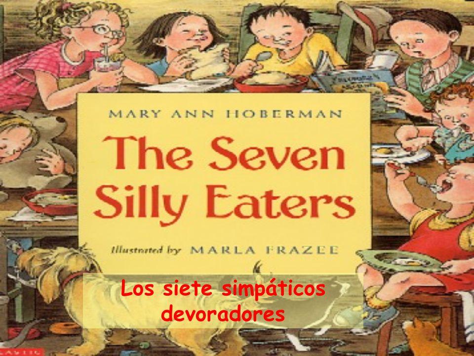 Los siete simpáticos devoradores