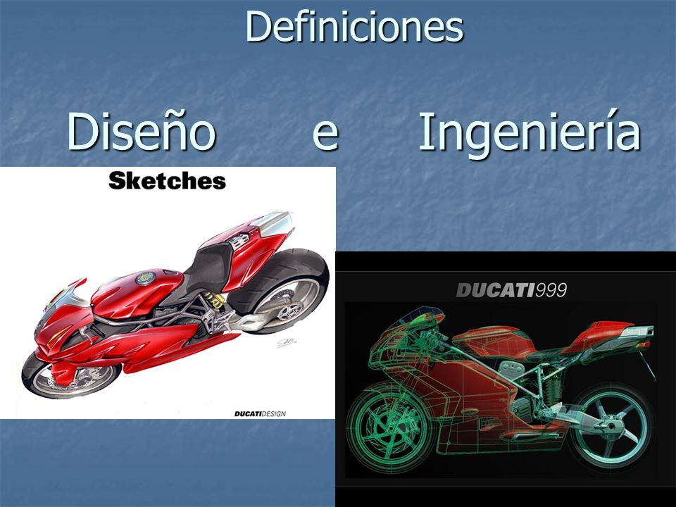 Definiciones Diseño e Ingeniería