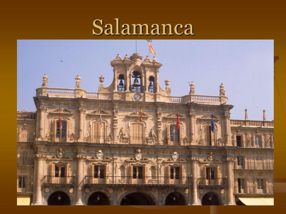 Amigos, os saludamos desde España, concretamente desde la ciudad de Salamanca.