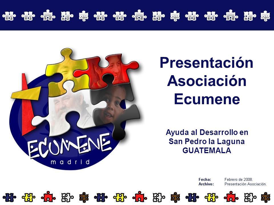 Ecumene nace de la experiencia del Dr.Luis Velilla y la Dra.