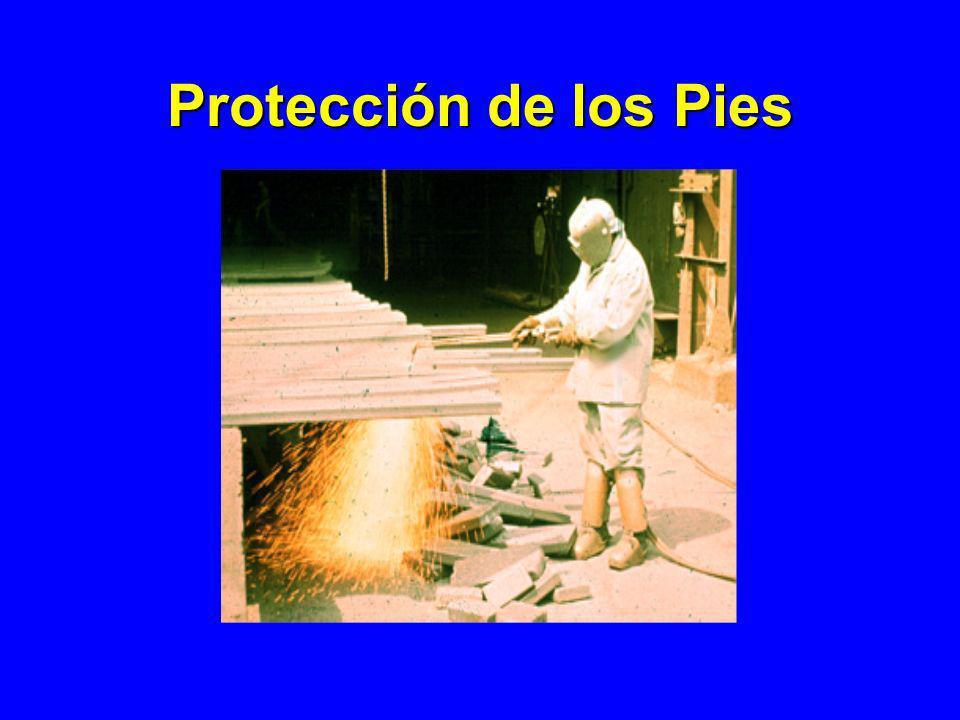 Protección de los Pies