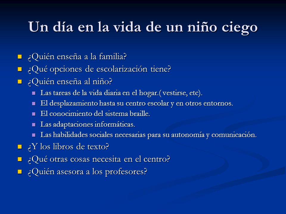 ¿Quién enseña a la familia? ¿Quién enseña a la familia? ¿Qué opciones de escolarización tiene? ¿Qué opciones de escolarización tiene? ¿Quién enseña al
