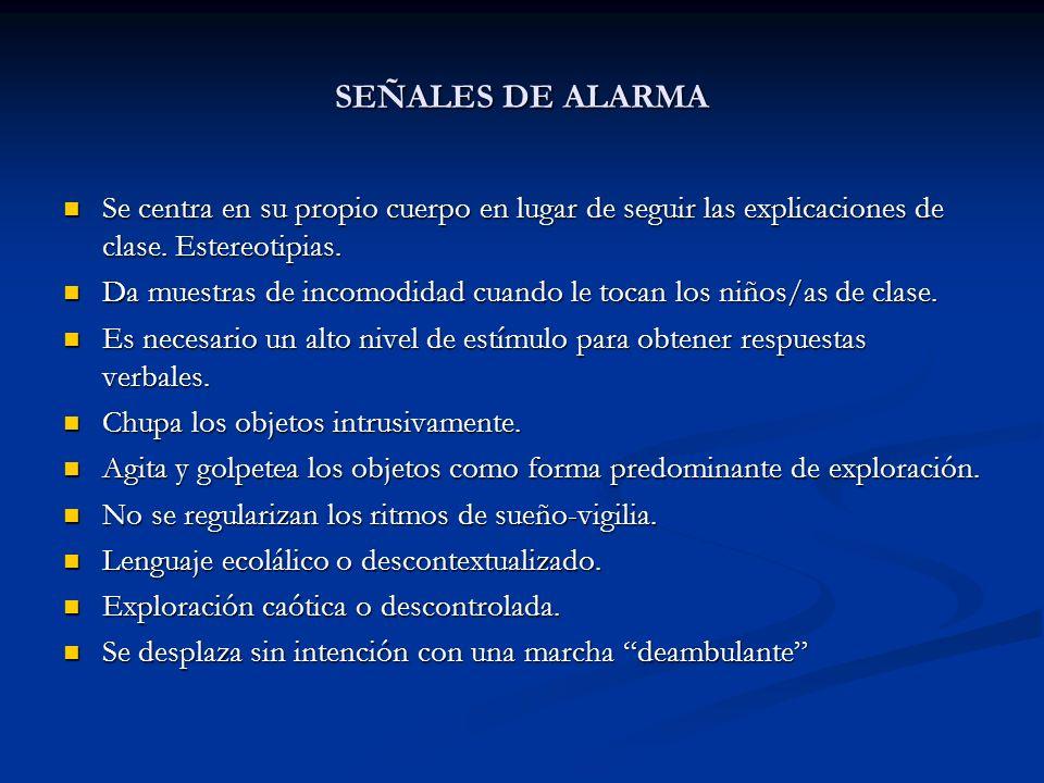 INTERVENCIÓN EN EL AULA: UN CASO PRÁCTICO Descarga de los programas En los zapatos del niño ciego: En los zapatos del niño ciego: http://www.once.es/serviciosSociales/index.cfm?navega=detalle&idobjeto=4&idtipo=1 http://www.once.es/serviciosSociales/index.cfm?navega=detalle&idobjeto=4&idtipo=1 http://www.once.es/serviciosSociales/index.cfm?navega=detalle&idobjeto=4&idtipo=1 Escala Leonhardt: Escala Leonhardt: http://www.once.es/serviciosSociales/index.cfm?navega=busqueda&pctl=1 http://www.once.es/serviciosSociales/index.cfm?navega=busqueda&pctl=1 http://www.once.es/serviciosSociales/index.cfm?navega=busqueda&pctl=1 En búsqueda escribir: Guía para la aplicación de la escala Leonhardt para niños ciegos.