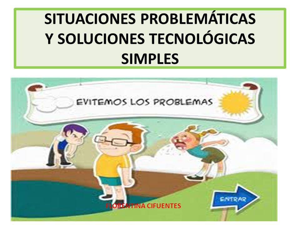 SITUACIONES QUE NOS CAUSAN PROBLEMAS AL USAR, CONSUMIR O CREAR TECNOLOGÍA.