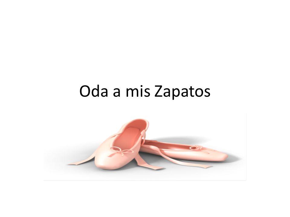 Oda a mis Zapatos