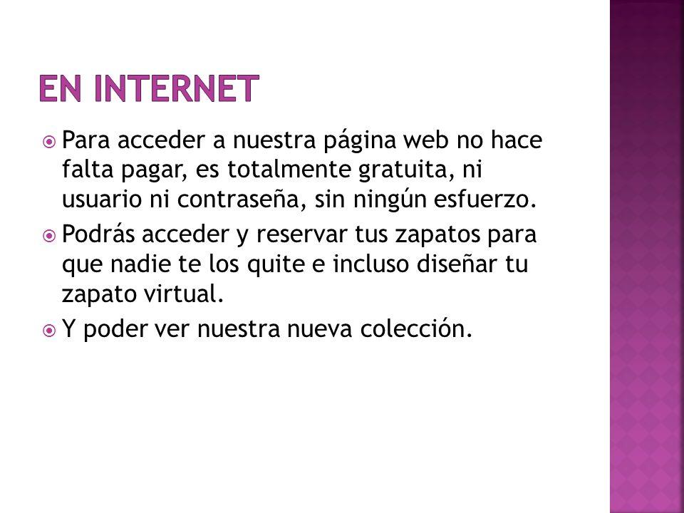 Para acceder a nuestra página web no hace falta pagar, es totalmente gratuita, ni usuario ni contraseña, sin ningún esfuerzo. Podrás acceder y reserva