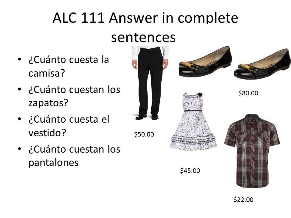 Fix the sentences 1.Tengo un camisa blancos.2.Tengo una vestido verdes.