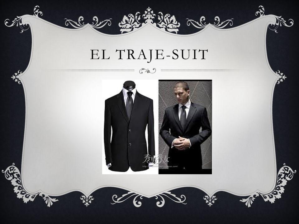 EL TRAJE-SUIT