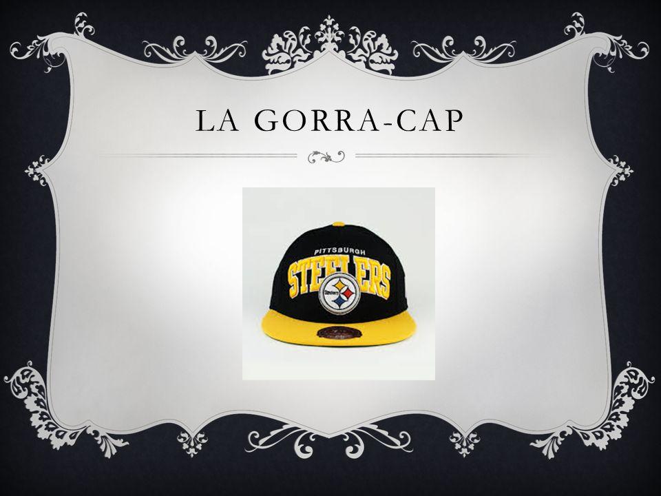 LA GORRA-CAP