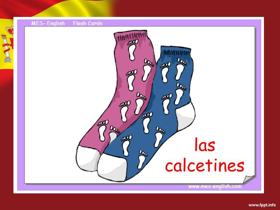 las calcetines